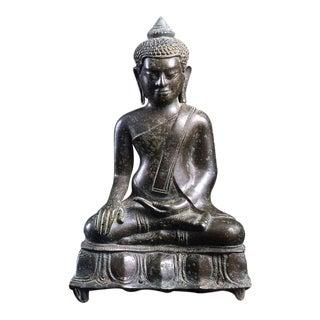 Khmer Bronze Sculpture of the Buddha