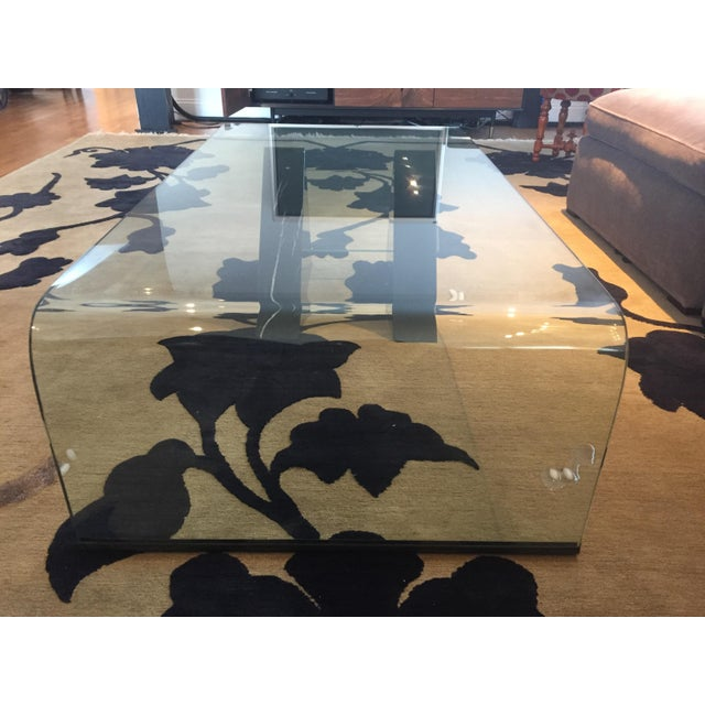 Gio Ponti Glass Cocktail Table - Image 5 of 7