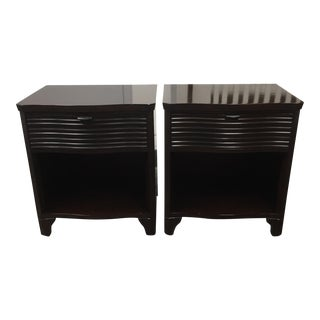 Brownstone Townsend Nightstands - A Pair