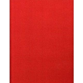 Knoll Hopsack Melon Wool Fabric - 1.25 Yards