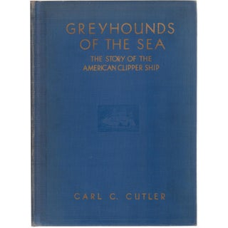 Greyhounds of the Sea Book