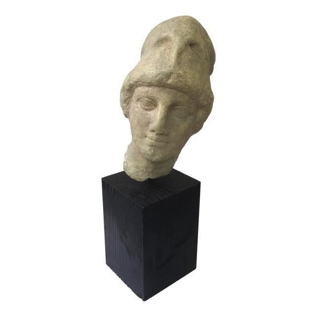Image of Vintage Bust of Greek Goddess