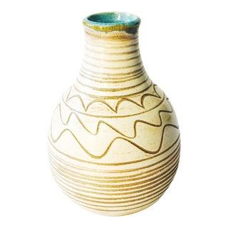 Vintage Dryden Arkansas Off White Vase