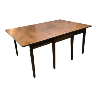 Danish Modern Drop Leaf Table
