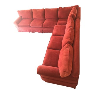 Patricia Edwards Custom Sectional Sofa