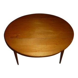 Paul McCobb Maple Dining Table
