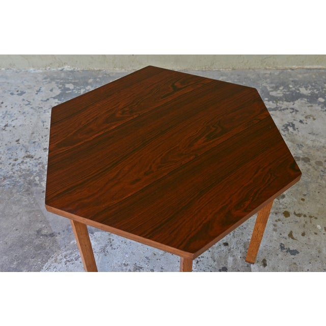 Paul McCobb Delineator Series Rosewood Side Table - Image 3 of 5