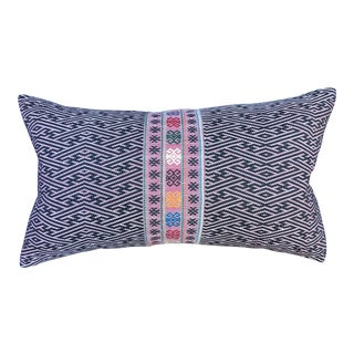 Vintage Tribal Textile Pillow