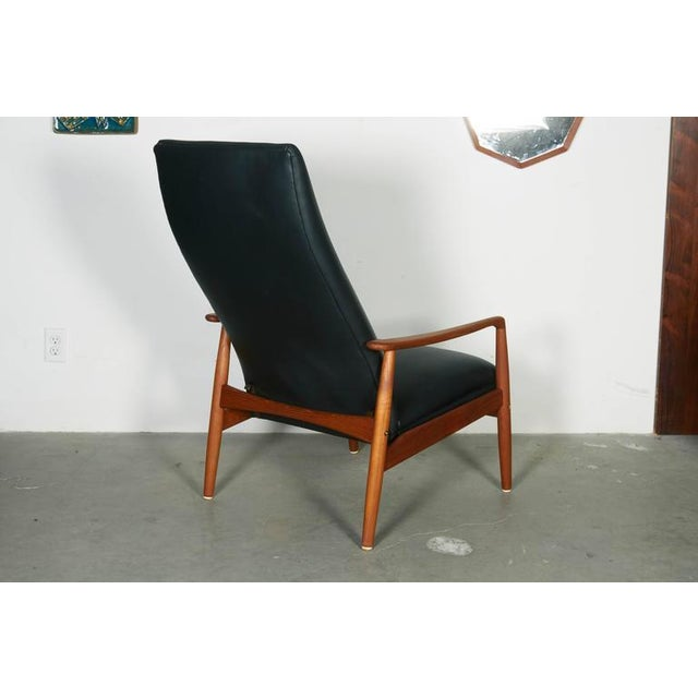 Danish Recliner Chair by Soren Ladefoged - Image 6 of 7