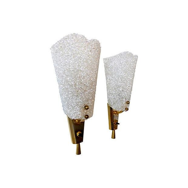 Image of 1960's French Sconces