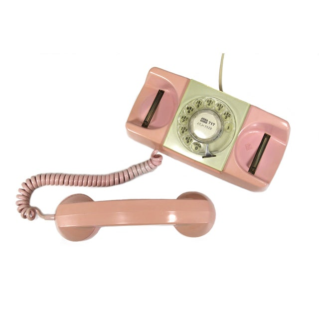 Pink Princess Rotary Telephone - Image 3 of 4