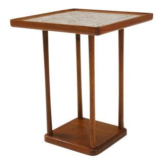 Gordon Martz Square Tile Top Occasional Table