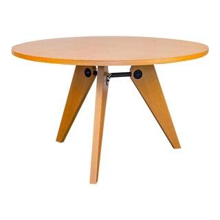 Jean Prouvé Guéridon Table