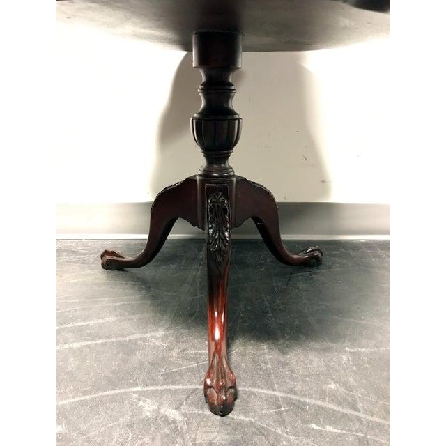 Vintage Mersman 3-Tier Mahogany Table - Image 5 of 10