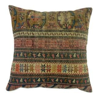Caucasian Rug Pillow
