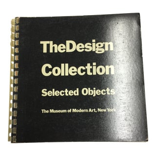 The Design Collection Museum of Modern Art 1970 Book