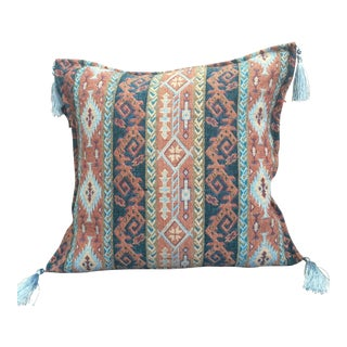 Authentic Kilim Patterned Pillow Cover
