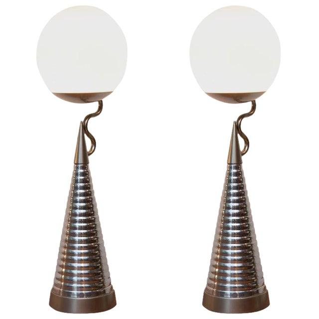 Image of Studio Design Italia Table Lamps - a Pair