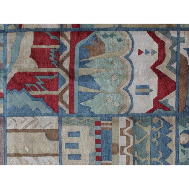 "Leon Banilivi Nepalese rug, 6' x 8'8"" - Image 4 of 5"
