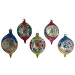 Image of Polish Indent Ornaments - Set of 5