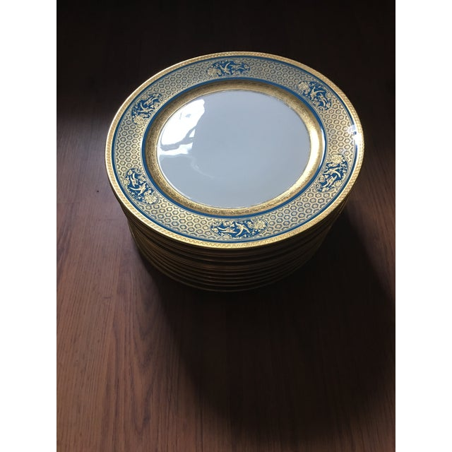 Rosenthal Bavaria Ivory Chargers - Set of 12 - Image 2 of 6