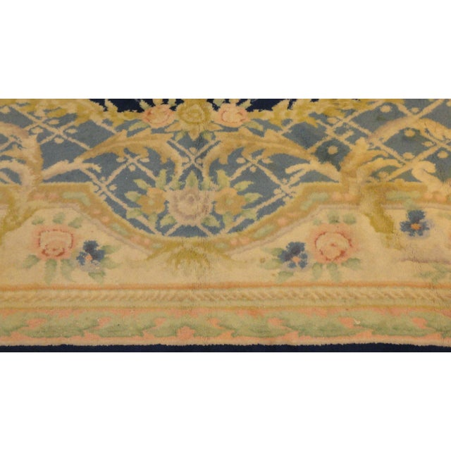 "Image of French Aubusson Rug - 13'9"" x 9'10"""
