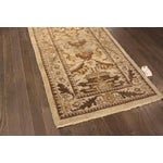 "Image of Persian Sultanabad Rug - 3'2"" x 13'9"""