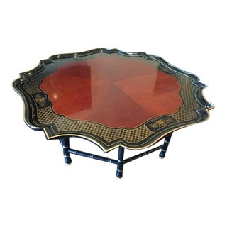 Stunning Chinese Inspired Coffee Table