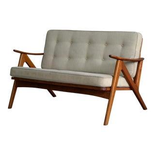Arne Hovmand-Olsen Style Danish Style Teak Sofa