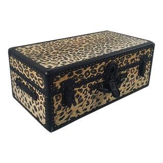 Leopard Print Trunk