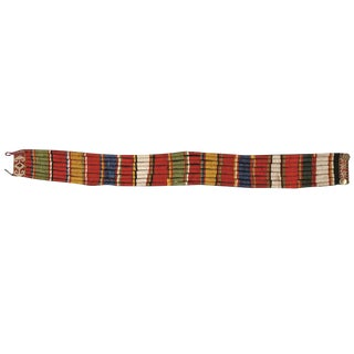 Central Asian Uzbek Belt
