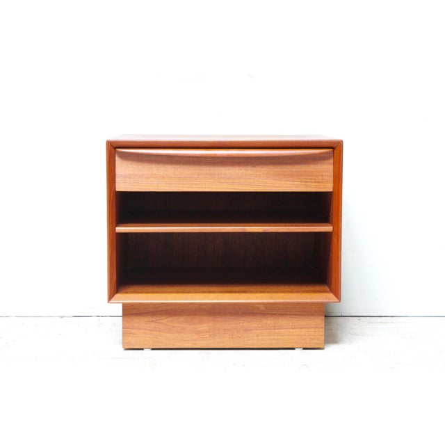 Image of Svend Madsen for Falster Mid-Century Nightstand