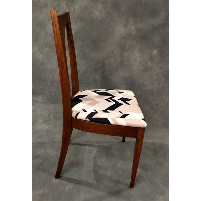 Broyhill Mid-Century Dining Chairs - Set of 4 - Image 3 of 9