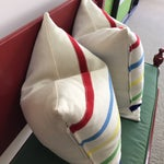 Image of Hudson Bay Style Down Pillows - A Pair