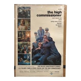 """The High Commissioner"" Movie Poster"