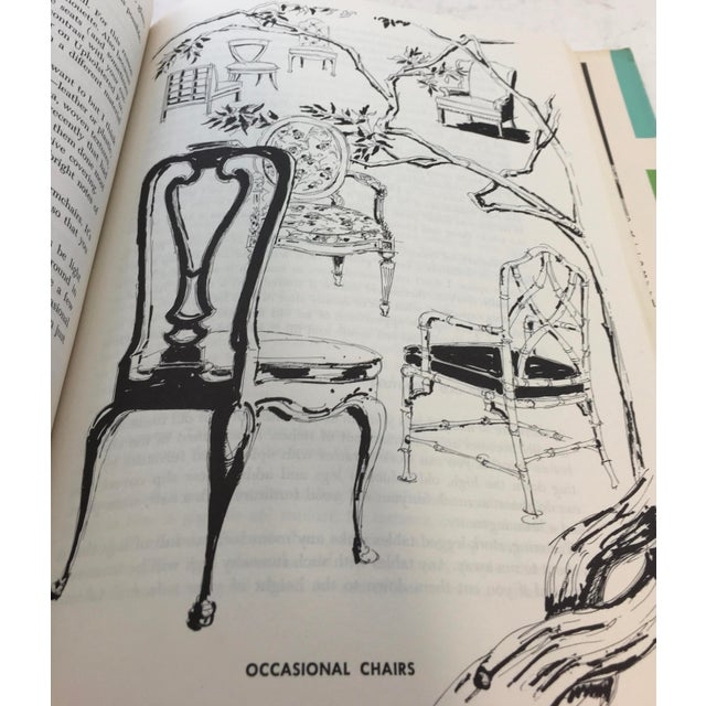 """Vintage Dorothy Draper """"Decorating Is Fun"""" Book - Image 7 of 8"""