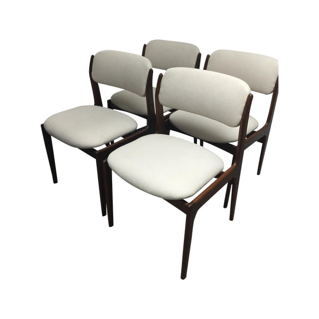 Mid-Century Modern Chairs - 4 - Image 1 of 9
