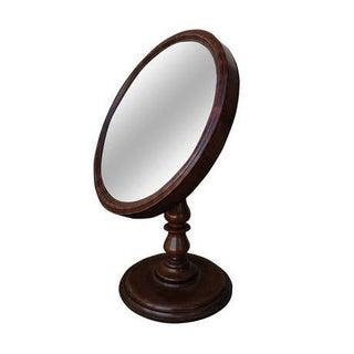 Antique Walnut Dressing Mirror