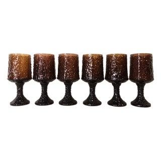 Mid-Century Lenox Goblets - Set of 6