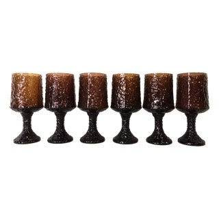 Mid-Century Lenox Goblets - Set of 6