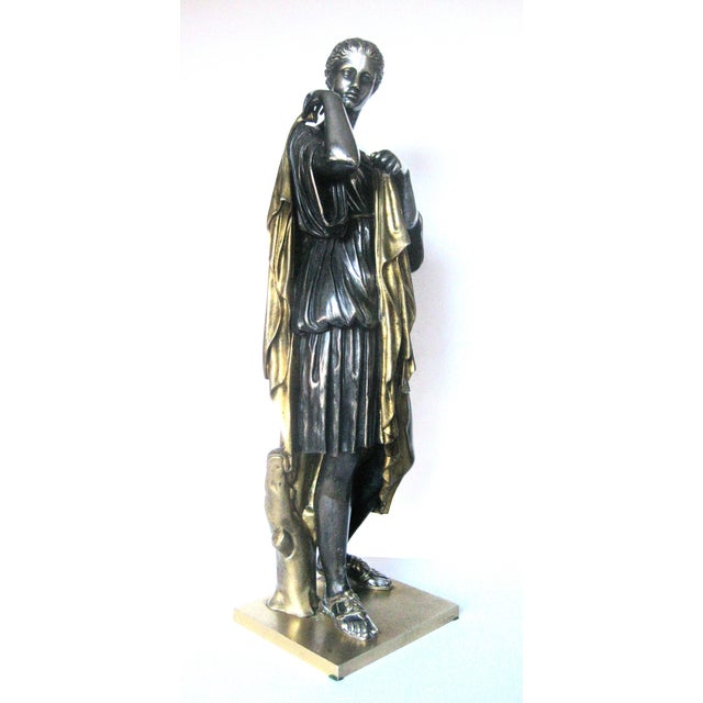 "22-Inch Barbedienne ""Diana"" Sculpture - Image 2 of 9"