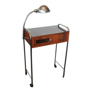 1930's Original Art Deco Medical Table/Desk