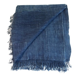 Vintage Mossi Indigo Textile/Throw