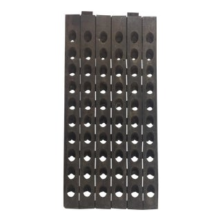 European Riddling Rack