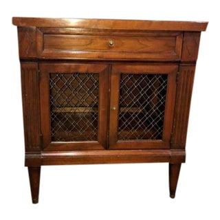 Phenix Furniture Mid-Century Modern Bedroom Nightstand