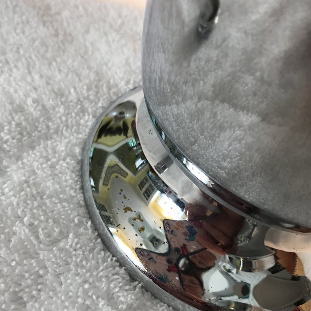 Vintage Chrome Cocktail Shaker - Image 8 of 10