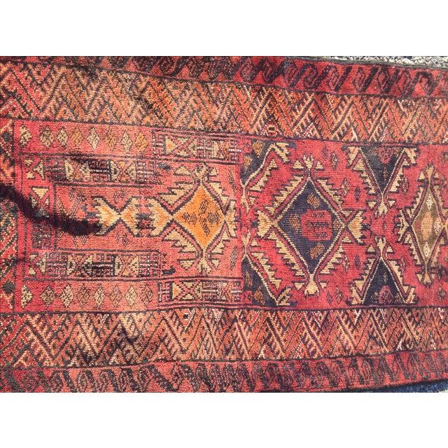 "Baluchi Persian Rug, 2'5"" x 3'7"" - Image 4 of 8"