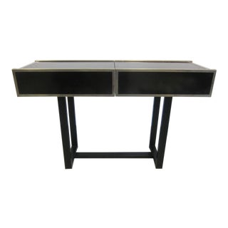 Italian Design Expandable Console / Bar Attributed to Willy Rizzo