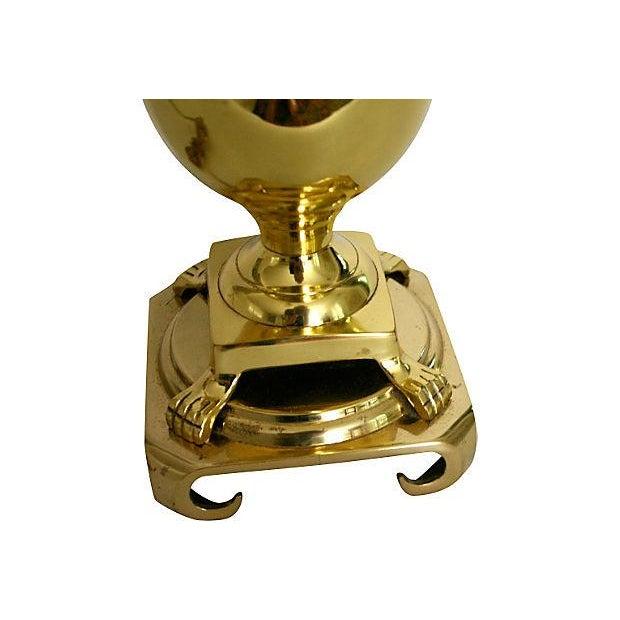 Image of Regency Pineapple Urn Lamp