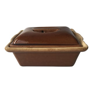 Antique French Terrine/Casserole